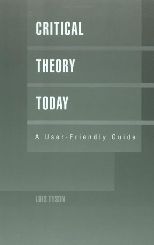 Critical Theory Today : A User-Friendly Guide (Garland Reference Library of the Humanities)