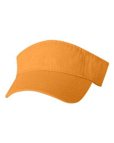valucap-womens-bio-washed-visor-gold-adj