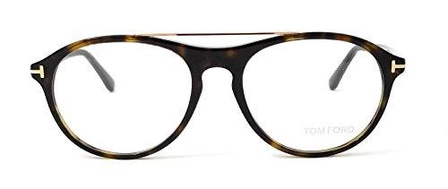 Tom Ford - FT 5411,Géométriques acétate homme 052 (dark havana / )