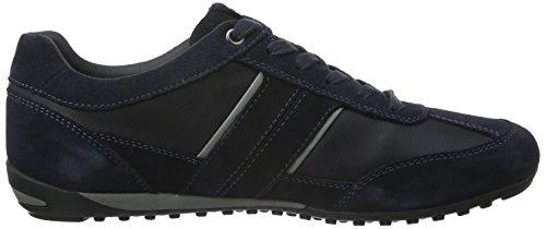 U Sport Chaussures Puits De Geox navyc4002 Herren C Blau wnOx4wBP
