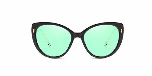 polarizadas Intellectuality Sol Ojos Hombre Gafas de D Retro Mujer de de Personalidad D Sol Gafas tqtTxCWrwR