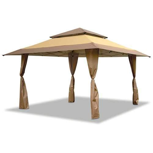 13 x 13 Pop-Up Canopy Gazebo. Great for Providing Extra Shade for your Yard, Patio, or Outdoor ()