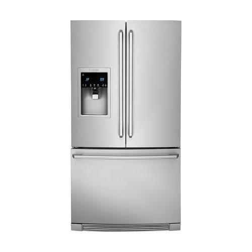 Electrolux - 21.9 Cu. Ft. French Door Built-in Refrigerator
