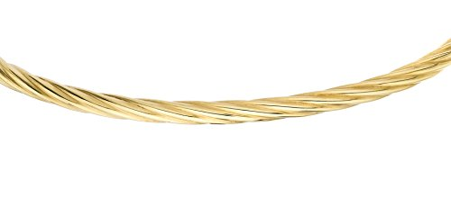 Carissima Gold - Bracelet - 1.34.1773 - Femme - Or Jaune 375/1000 (9 Cts) 3.06 Gr