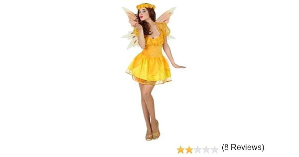 Atosa - Disfraz de hada para mujer, talla M/L (23034): Amazon.es ...