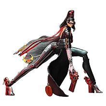 Bayonetta Square Enix Play Arts Kai 9 Inch Action Figure Bayonetta