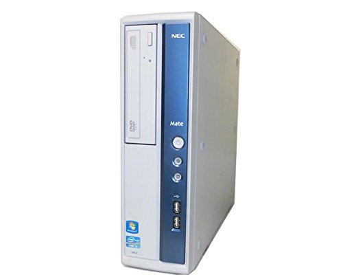 格安即決 Windows7 第2世代 Core B06XWTQGK1 i3搭載 中古パソコン (NO-9253) NEC Mate MK33LB-E【Core MK33LB-E【Core i3-2120 3.3GHz/2GB/250GB/DVD-ROM】 (NO-9253) B06XWTQGK1, Planet-C プラネットシー:6ddc2e44 --- arbimovel.dominiotemporario.com