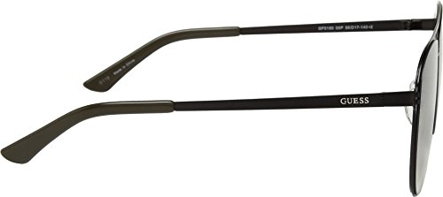 Olive Satin Gf0180 Gradient Guess Unisex With Gunmetal khaki Lens PEfOXq