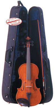 Dolce Ebony Fitted Viola Outfit 16 inches VA-850-16