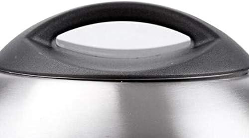 Muziwenju Bouilloire, Bouilloire en acier inoxydable 304, Bouilloire à gaz, 2.5L, cuisinière à induction, gaz, peut être utilisée haute qualité (Capacity : 2.5L)