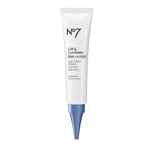 No7 Lift & Luminate Triple Action Eye Cream - .5oz