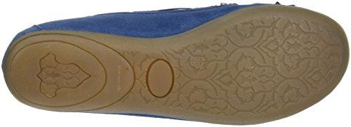 Femme Jeans Vintage Mokassins Bleu Ippon Vintage MOC Wax Ippon wOqwa7H6