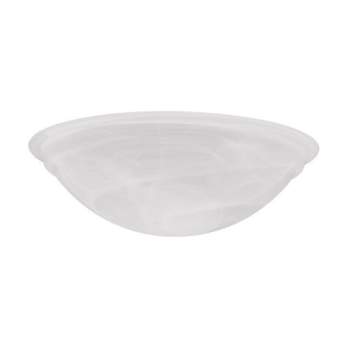 Fanimation G1MS Myfanimation Bowl Glass, Marble Swirl