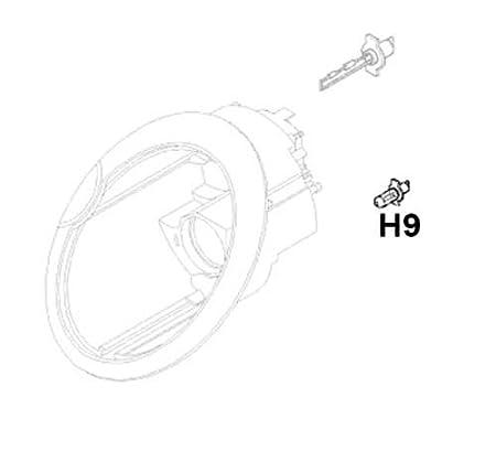 Amazon Com Mini Mania Mini Cooper Headlight Bulb H9 Halogen Gen1