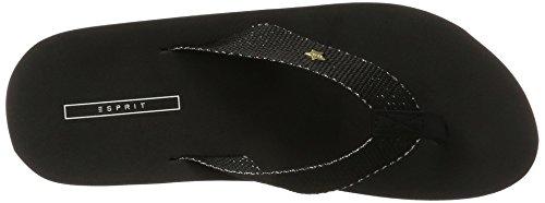 Tongs Neva Esprit Femme Thongs Black 001 Noir ava6En