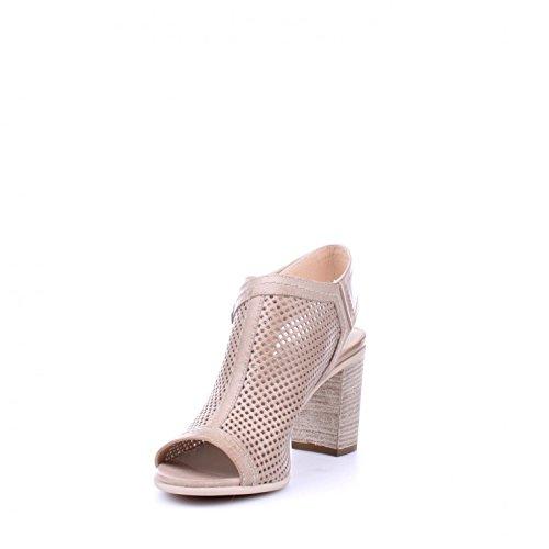 Sandales Giardini Nero pour femme Champagne 8F0n5nqw1