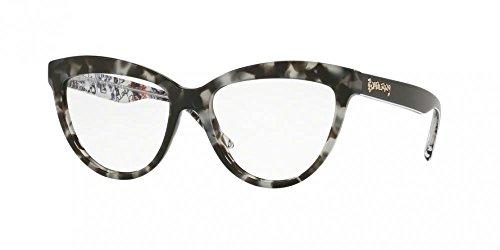 Burberry Women's BE2276 Eyeglasses Grey Havana 51mm