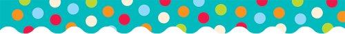 Teaching Pack - Creative Teaching Press Dots on Turquoise Border (1038)