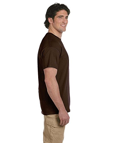 Dark Chocolate Adult (Gildan Adult Short Sleeve T in Dark Chocolate - XXX-Large)