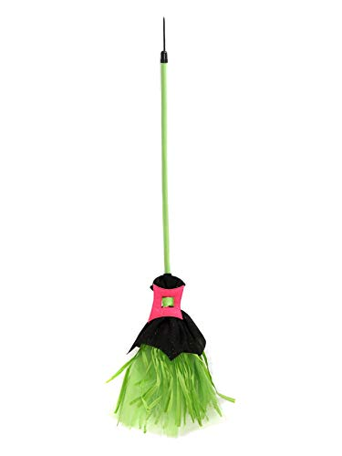 Princess Paradise Kids Spiderina Broom]()