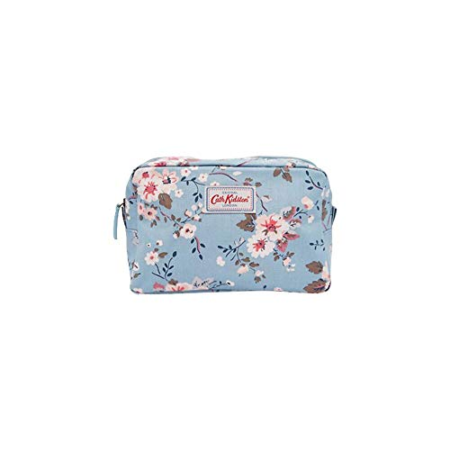 Rose Kidston Cath - Cath Kidston Overnight Pouch Trailing Rose - Slate Blue 517034