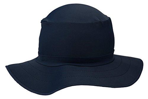 Swimlids Beach Sun Hat by UPF Women's Men's Kids | Foldable Floppy Travel Packable | UV Protection For Water Gardening Sports