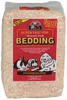 L/M Animal Farms SLM60220 Bulk Pack Mountain Fresh Pine Squeeze Small Animal Bedding, 5 Cubic Feet