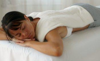 Aromatherapy Moist Heat Back & Shoulder Wrap