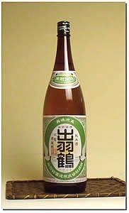 出羽鶴(でわづる) 生もと仕込 純米酒 1800ML ≪秋田県≫