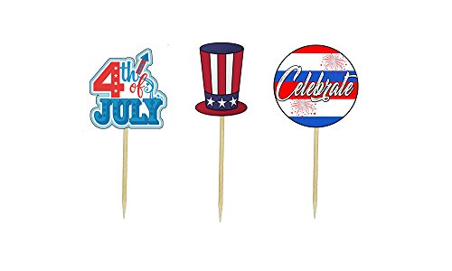 4Th Of July Stroller Decorations - 5