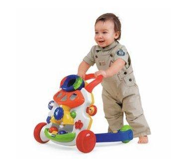 Chicco Baby Steps dactivité Walker.: Amazon.es: Bebé