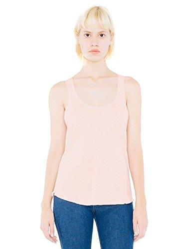 American Apparel Womens Tri-Blend Racerback Tank Shirt