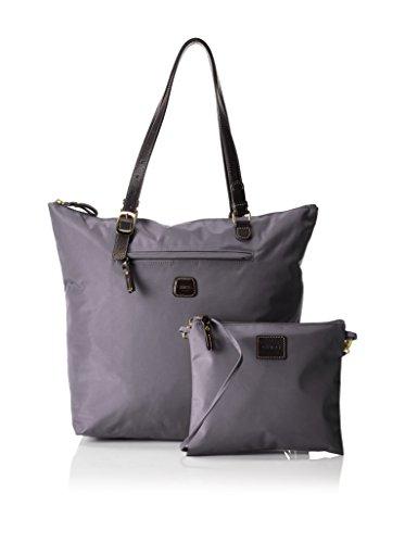 Brics X-bag Shopping, X-Bag X-Travel Donna Grigio