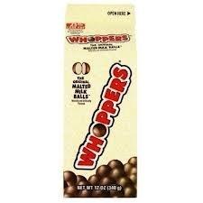Whoppers the Original Malted Milk Balls 12 Oz Carton 2pk