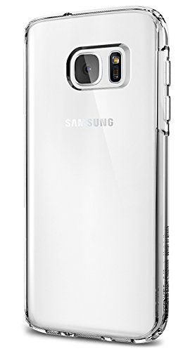 SPIGEN Ultra Hybrid Case TPU Case for Samsung Galaxy S7 (Clear) - 2