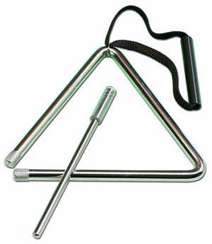 Triángulo 30 cm