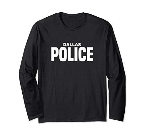 City of Dallas Police Officer Texas Policeman Shirt