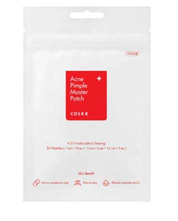 YHCUI Acne Pimple;Hydrocolloid Treatment Master;Invisible Pimple Patch,acne patch,pimple patch Healing Patch,Three Sizes(24 Patchesx4)