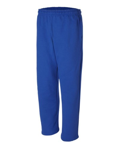 Sweatpants Cotton Blend (Joe's USA Adult Soft and Cozy Classic Style Open Bottom Sweatpants in 8 Colors)