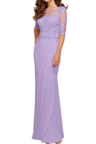 Topkleider - Vestido - Estuche - para mujer Lilac