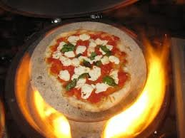 Big Green Egg XL Pizza Baking Stone 21 inches by 3/4 by California Pizza Stones (Image #4)