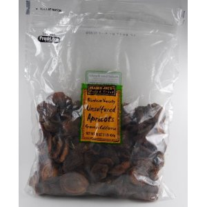 Trader Joe's Blenheim Variety Dried Unsulfured Apricots