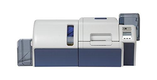 Zebra Technologies Z84-0M0C0000US00 ZXP Series 8 Card Printer, Retransfer Dual Sided Card Printer, Dual Sided Laminator, Magnetic Encoder, USB, Ethernet