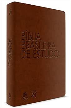 Bíblia brasileira de estudo : Marrom