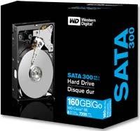 (WD  WD1600JSRTL Caviar 160GB SATA Hard Drive)
