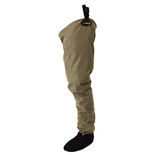 - Frogg Toggs Canyon Breathable Stockingfoot Hip Wader, Khaki, Size XX-Large