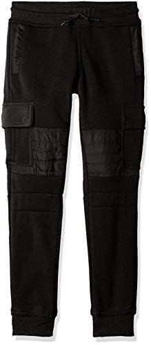 Southpole Jogger Quilted Utility Details