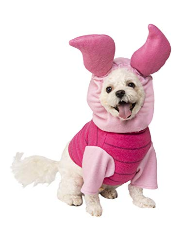 Rubie's Disney: Winnie the Pooh Pet Costume, Piglet, Small -