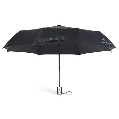 82df131aa47d Amazon.com: Nanette Lepore Auto Open / Close Fashion Umbrella (Black ...