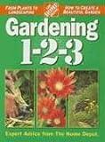 Gardening 1-2-3, The Home Depot, 0696224259